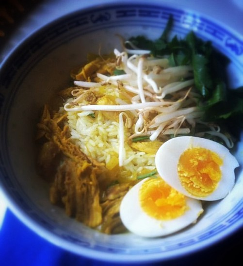 So deliciously Sophie:  Soto Ayam