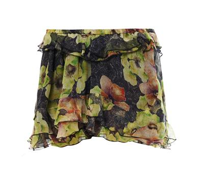 Friday Fashion Envy: Isabel Marant ruffle silk skirt
