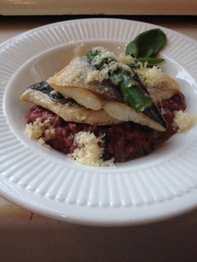 Tasty Tuesday: Risotto Amarone