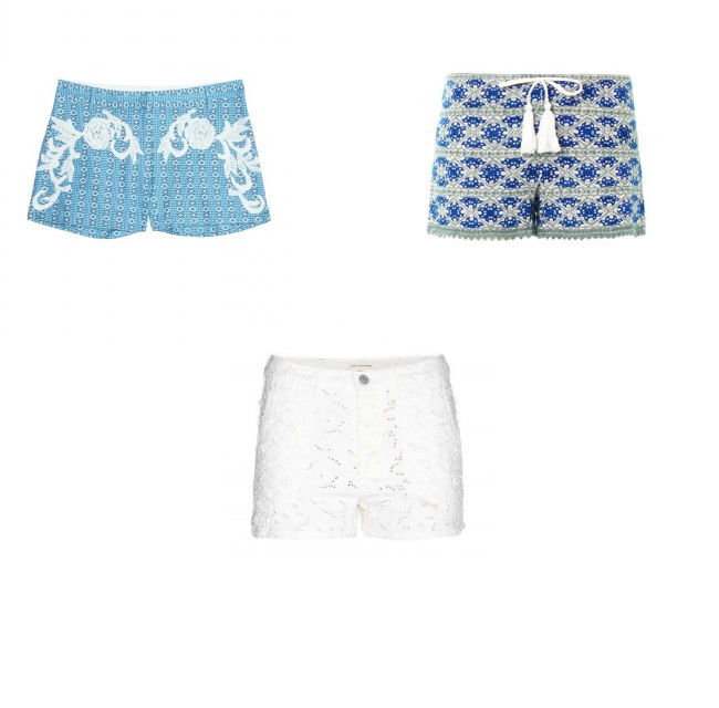 Friday Fashion Envy: 3X Festival Shorts