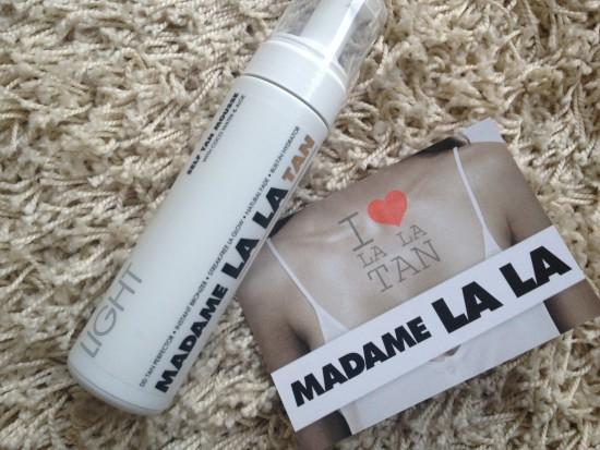 Madame LA LA Tan