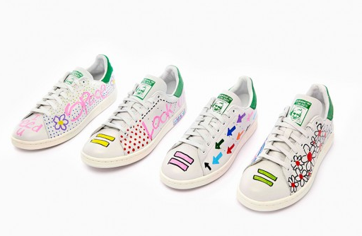 Wednesday Wannahave: Adidas Stan Smith by Pharell Williams