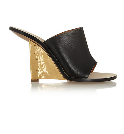 Friday Fashion Envy: The Chique Mule