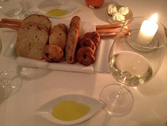 Thursday Treat: Lemon 'zested' dinner at Relais Blu