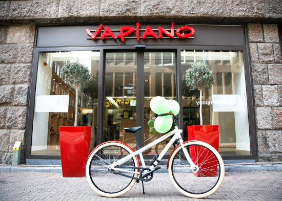 Tasty Tuesday: Fast & Fresh @ Vapiano