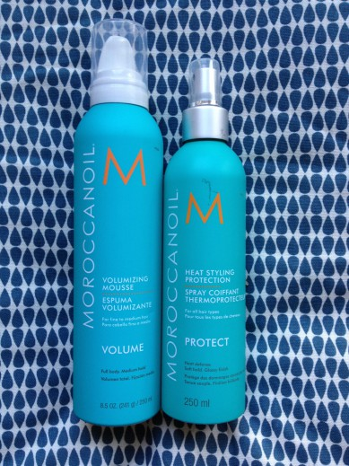 Moroccanoil Styling Products