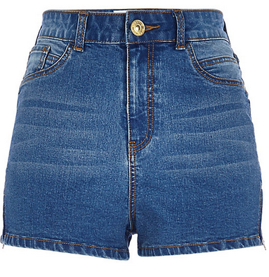 Best Budget Buy: High Waisted Denim Shorts