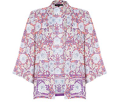 Best Budget Buy: New Look Printed Kimono
