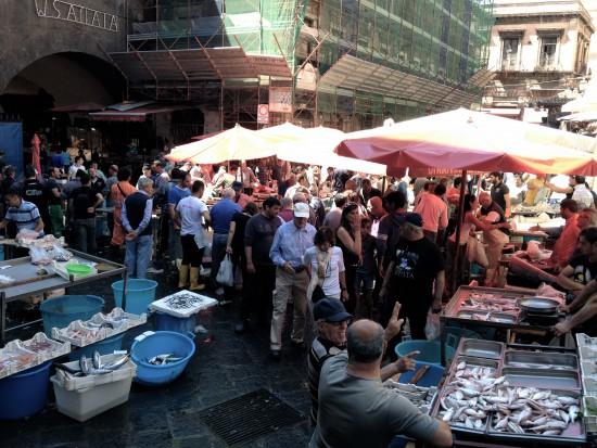 Storie di Stile | Exploring Catania | Fish Market