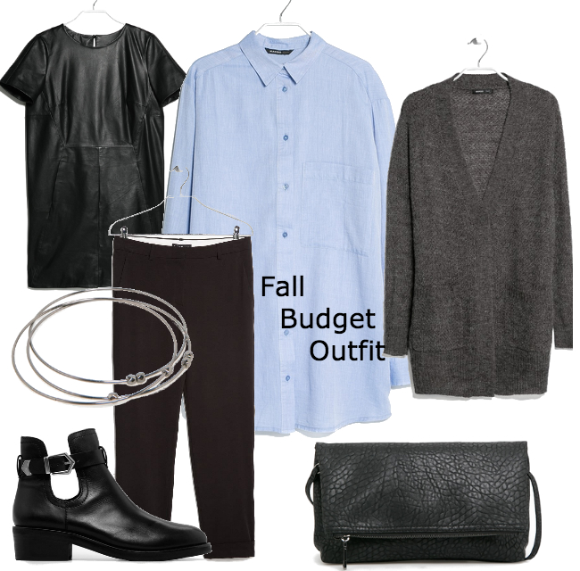 Best Budget Buy: MANGO Fall Budget Outfit