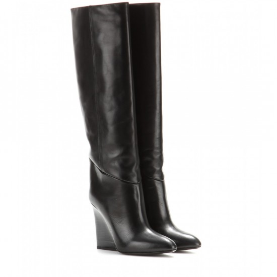 Friday Fashion Envy: Jimmy Choo wedge boots