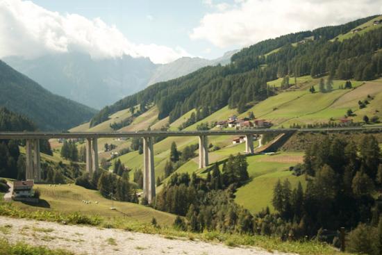 Interrail_Austria_view