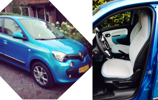 In the NOW: Test Driving the Twingo
