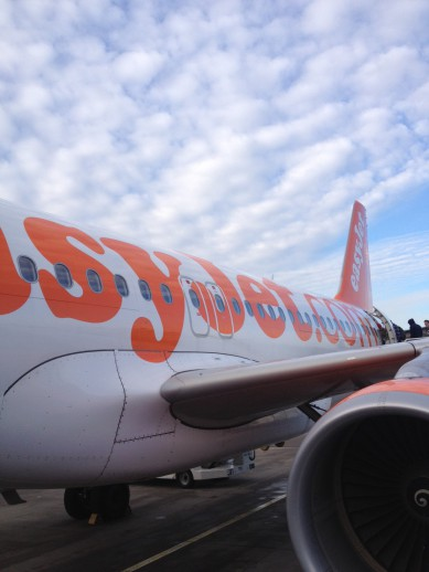 easyJet: from Amsterdam with Love
