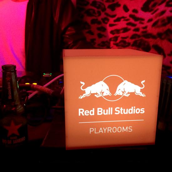 ADE Red Bull playrooms