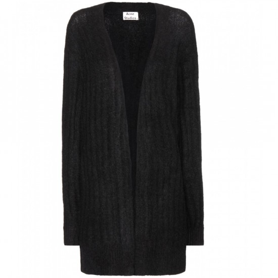 Friday Fashion Envy: Acne Studios Mohair Cardigan