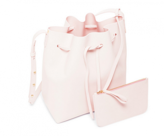 Friday Fashion Envy: Mansur Gavriel bucket bag