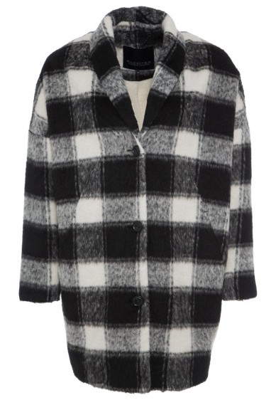Best Budget Buy: Modström checked coat