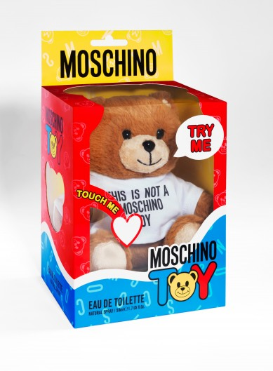 In the NOW: Moschino TOY