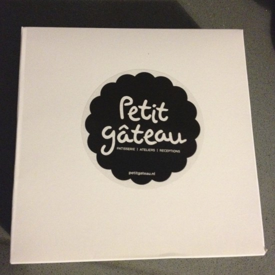 Tasty Tuesday: Petit Gâteau