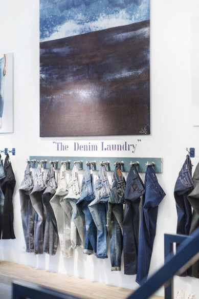 In the NOW: Denham Women Denim Bar