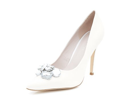 Best Budget Buy: Embellished Pumps