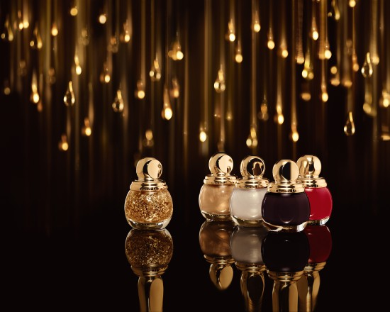 Dior Holidays: Golden Shock