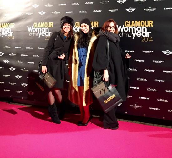 Glamour_WOTY_photowall