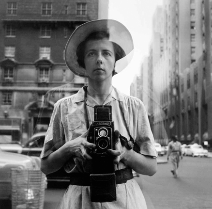 In  the NOW: Vivian Maier @ FOAM