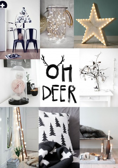 Merry Minimalistic Christmas
