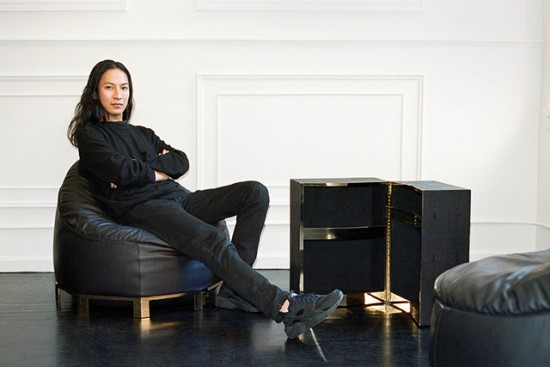 In the NOW: Alexander Wang furniture