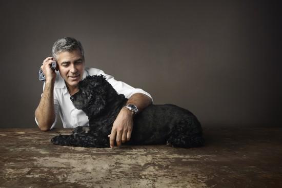 #malemadnessmonday: George Clooney's bestie