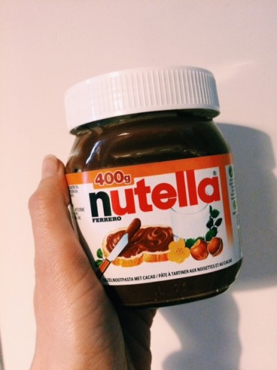 In the NOW: World Nutella Day