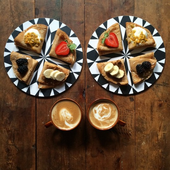 Thursday Treat: Breakfast for two