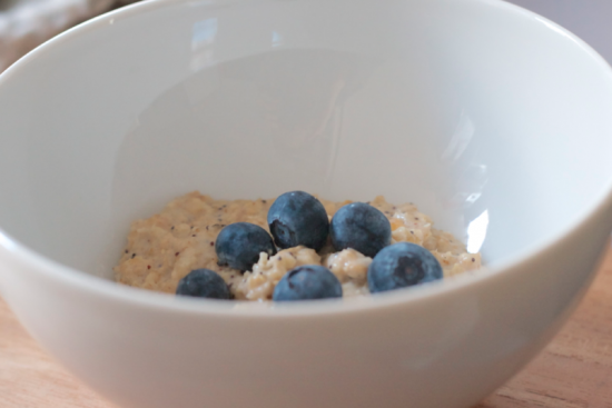 Tasty Tuesday: N'Oats porridge
