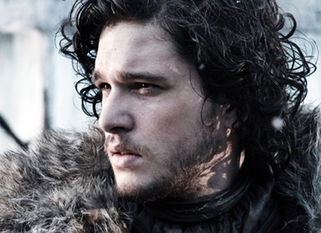 #maledmadnessmonday: Jon Snow at your dinnerparty