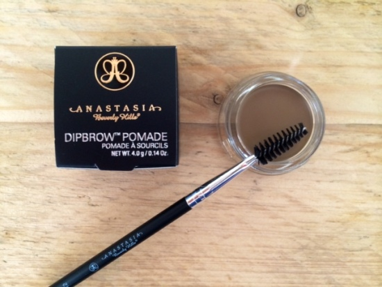 Maintaining the brows: Anastasia Beverly Hills