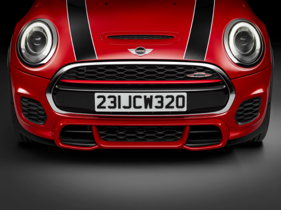 Friday Fashion Envy: MINI John Cooper Works