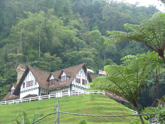 Lydia Visits Malaysia: The Lakehouse Hotel