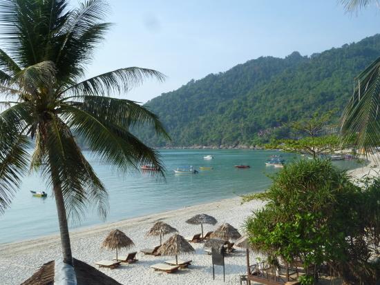 Lydia Visits Malaysia: Bubu Long Beach