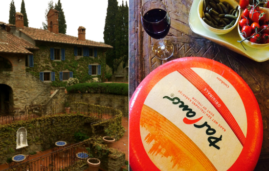 The Tuscan Way of Life at Villa Parrano