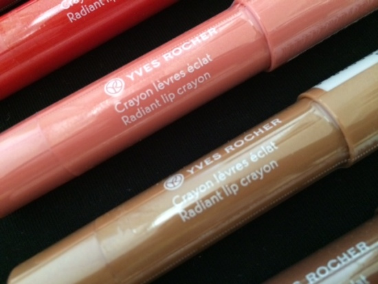 Yves Rocher Radiant Lip Crayon