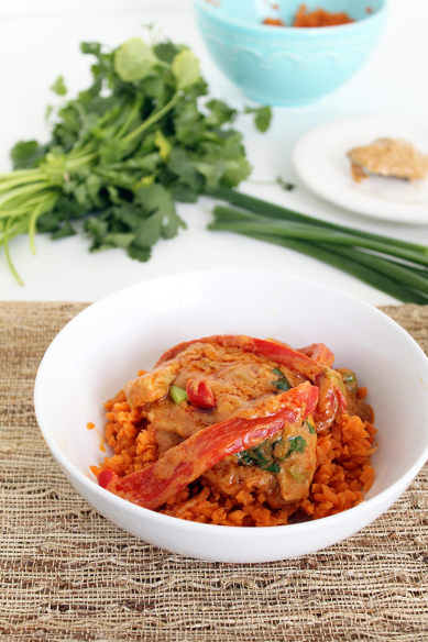 Tasty Tuesday: Thai Sweet Potato Rice