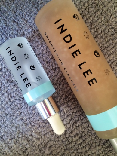 New brand in beauty-land: Indie Lee