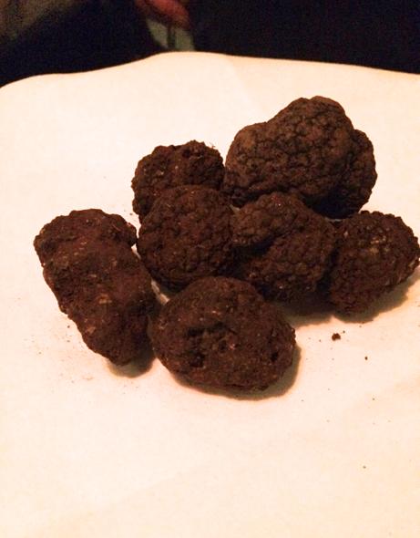 Truffels_zwart