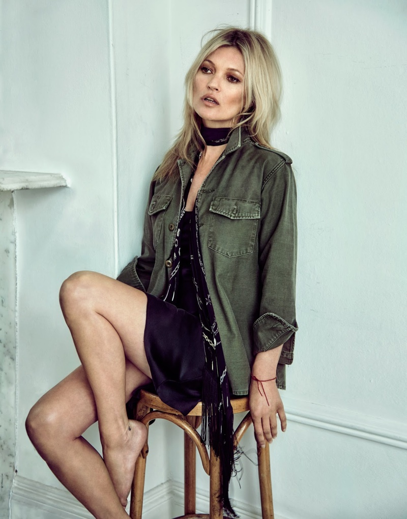 Kate Moss for Equipment  we want it all - The Digitalistas 9385a53e7