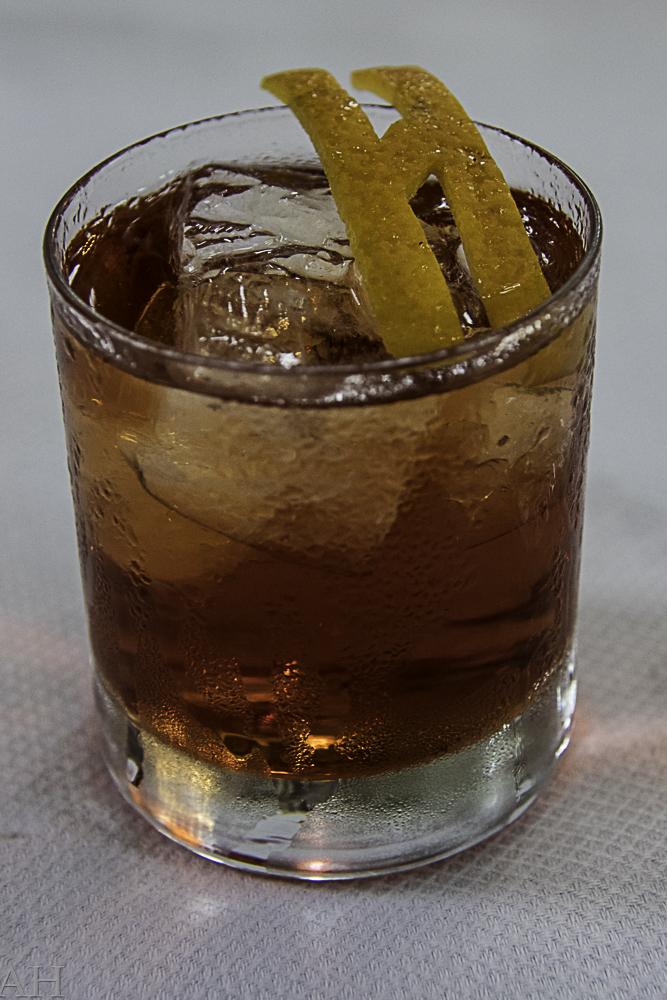 Cocktail met Hooghoudt Premium Jenever