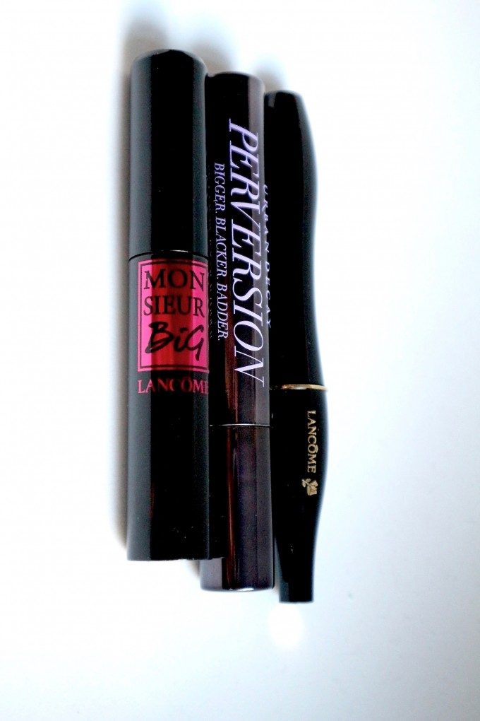 Mascara faves