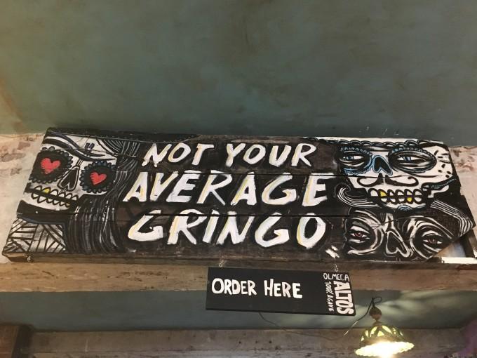 Taco cartel_gringo